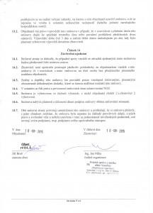Smlouva o dilo 5